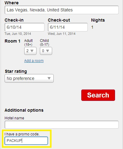 25% Hotel Discount Code on Cheaptickets