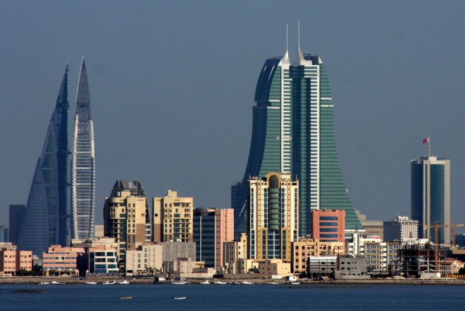 bahrain from vienna for 245€