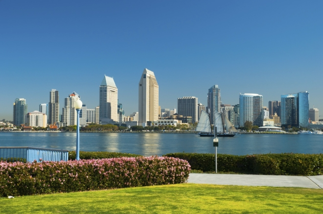 HOT! Amazing price to the West Coast! San Diego from Paris for only 281€