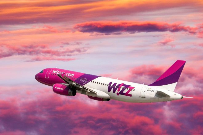 Wizz Air Discount Club – only today 20% off on all flights
