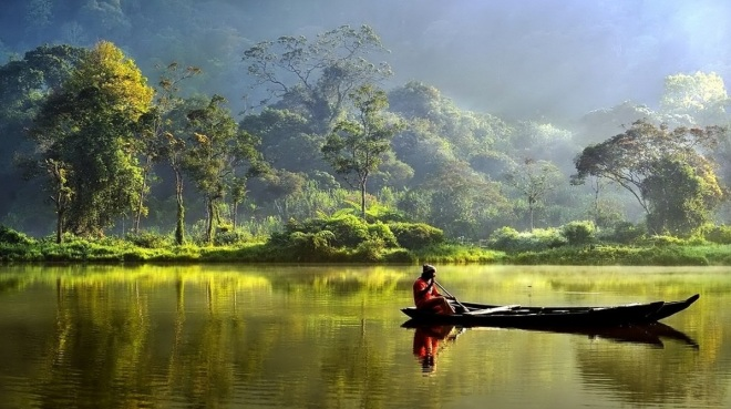 Cheap open-jaw flights to Indonesia with Emirates from €342