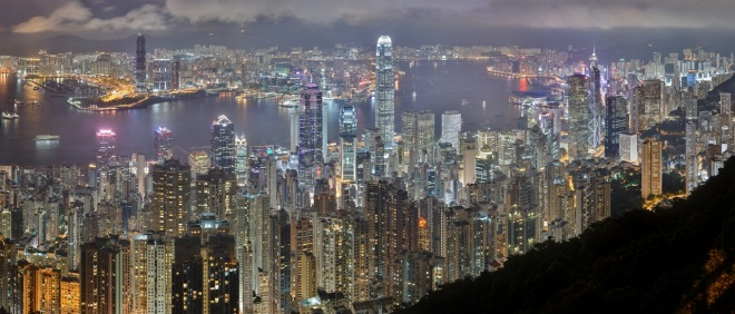 Flights to Hongkong from Europe for only €297