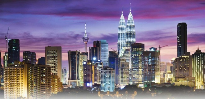 Flights to Kuala Lumpur from Europe for £257