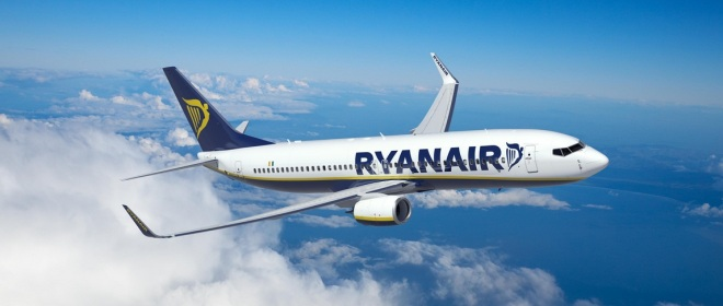 Ryanair Domestic Flights in Poland from 25 PLN