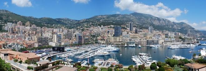 Budapest - Monaco €55 - return