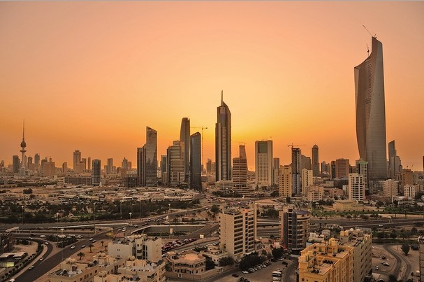 Chicago-Dubai-Kuwait €221 - return