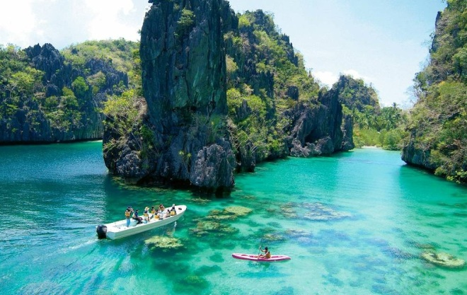 Flights to Manila, Philippines from Europe from €424