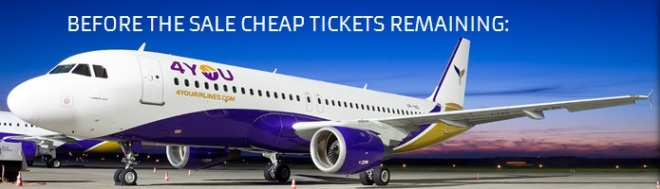 From Poland to Paris, Barcelona, London, Tel Aviv, Rome and Dortmund for only 12€