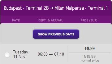 SAHARA from Budapest for only €67 - return