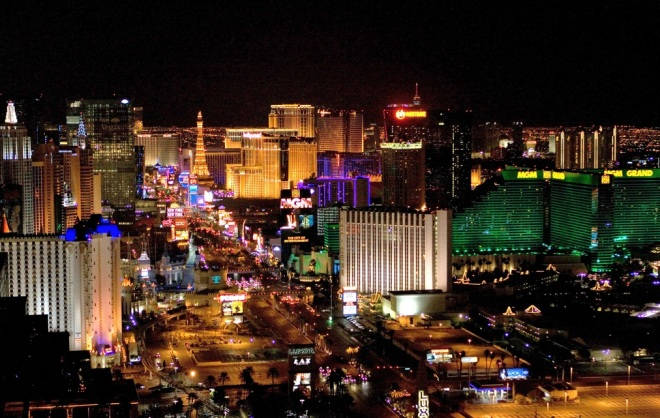 Los Angeles Las Vegas from €352 – return