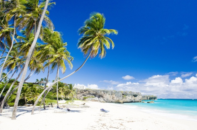 Barbados €291 - return