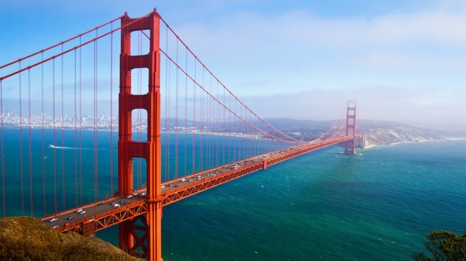 San Francisco £286 - return